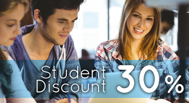 Student Discounts on basic dental services